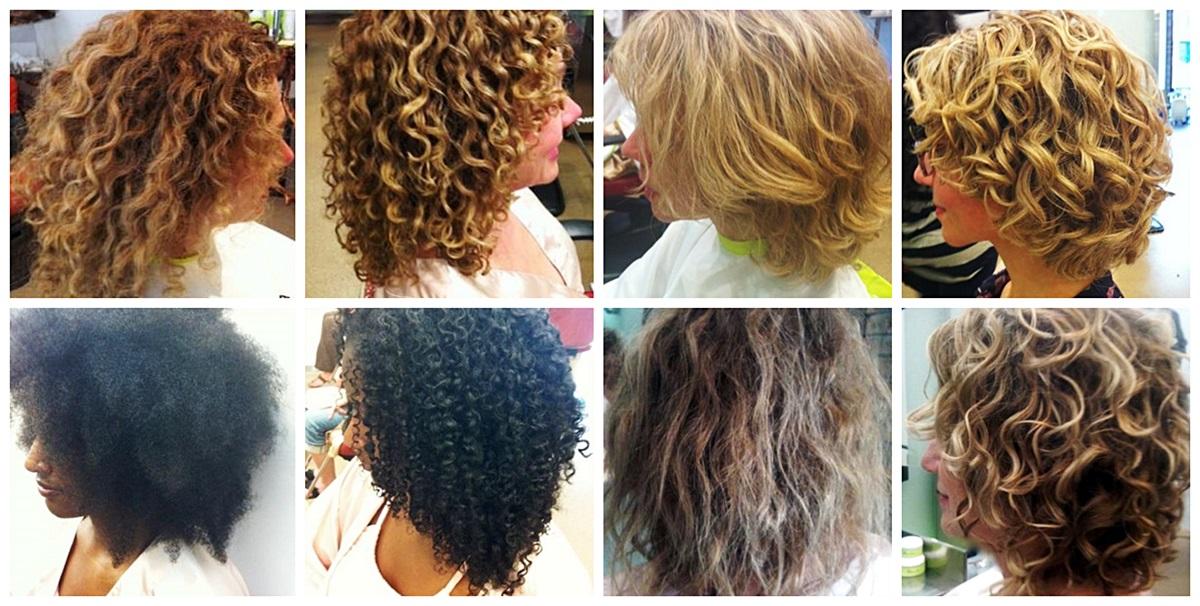 Cabelos Cacheados com Deva Curl, antes e depois do ritual