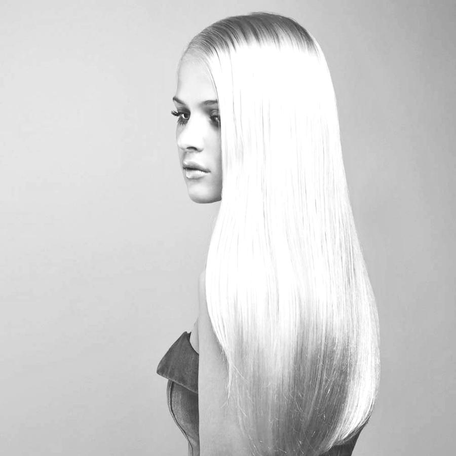 Manutenção e Tratamentos para Cabelos Platinados cabelos longos