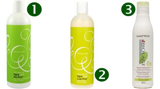 Os 10 Melhores Shampoos sem Sulfatos 1 a 3