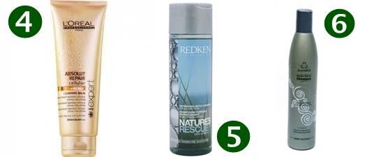 Os 10 Melhores Shampoos sem Sulfatos 4 a 5