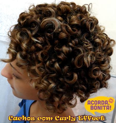 Cachos com Curly Effect Griffus