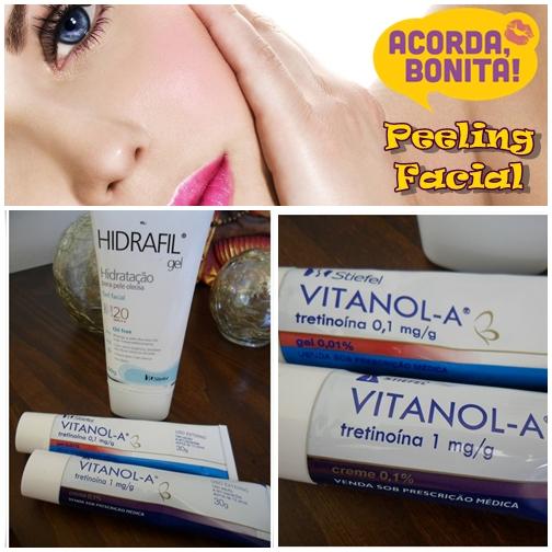 Peeling-facial-com-ácido-retinóico-Vitanol-A