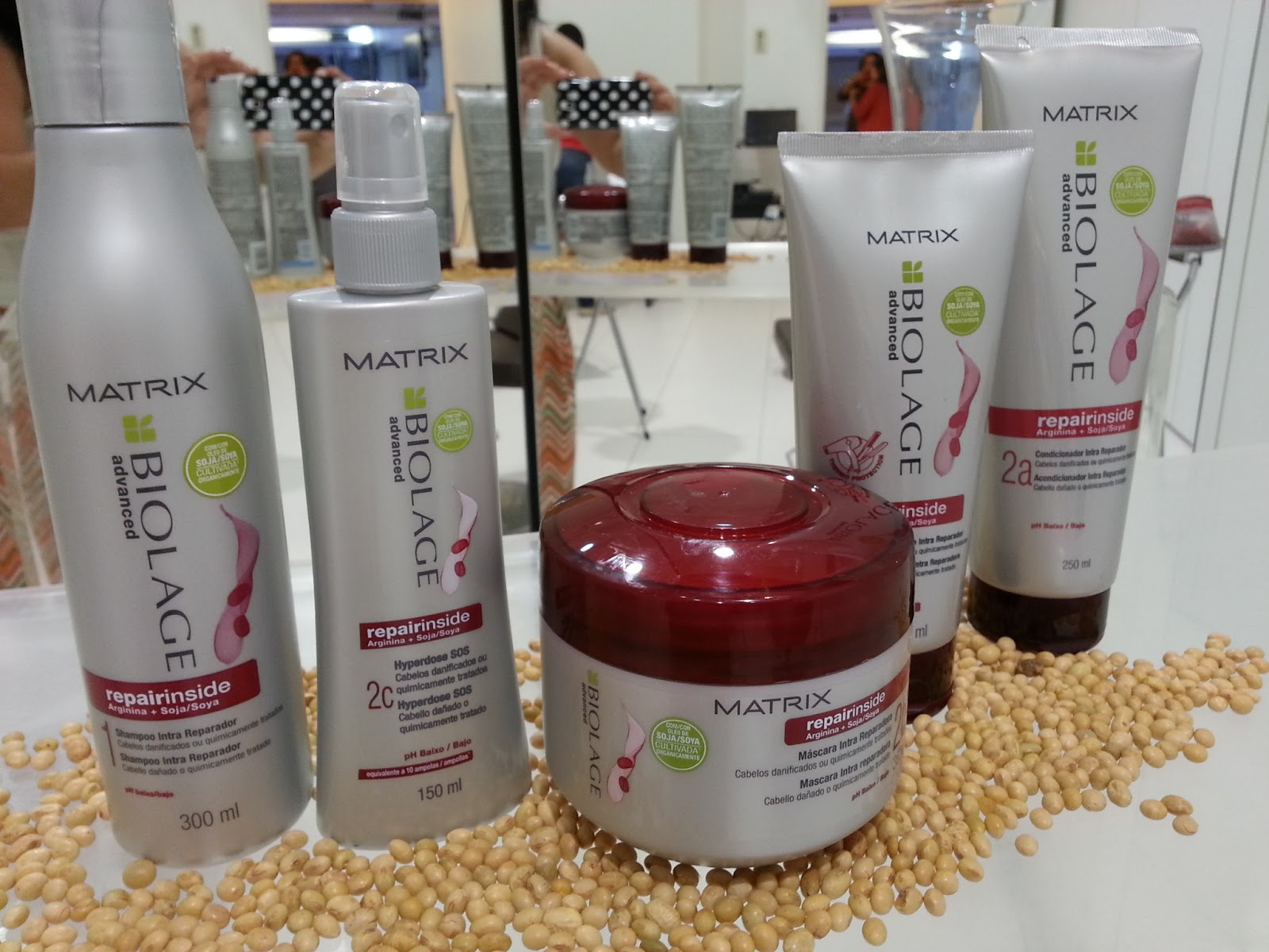 Matrix Biolage Repair Inside Resenha