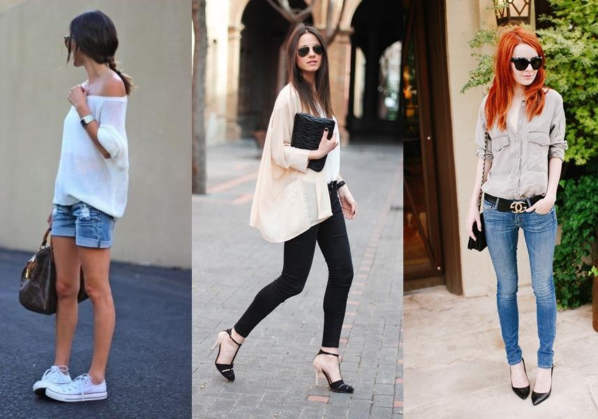De básico à casual chique – Modelagem e Tecidos Blusas
