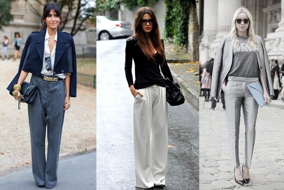 De básico à casual chique – Modelagem e Tecidos calça de alfaiataria