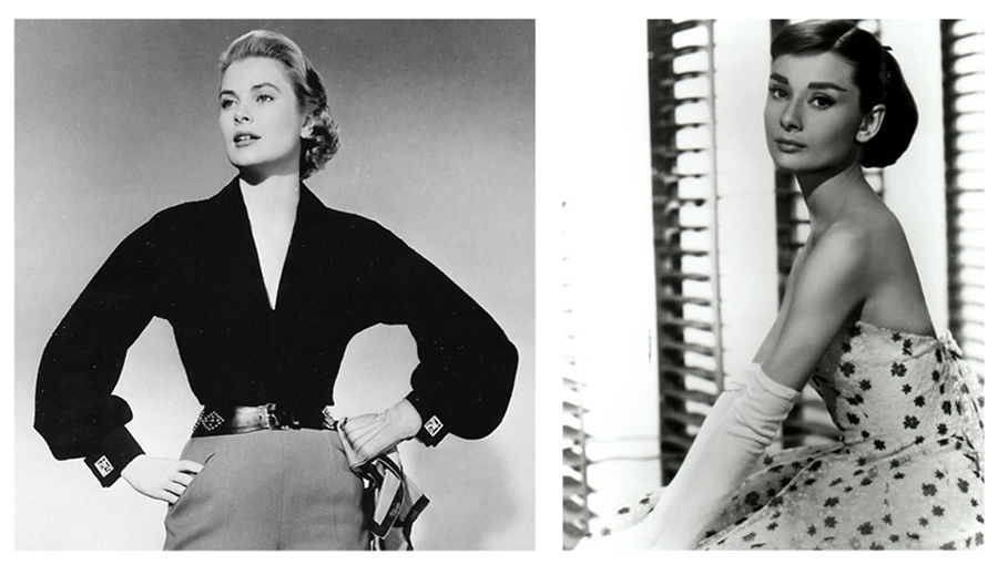 Lady Like estilo grace kelly e audrey