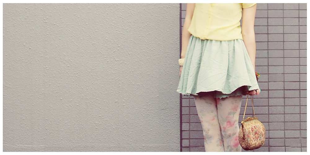 Estilo Girly, moda Girlie, primavera verão 2014 vestidos