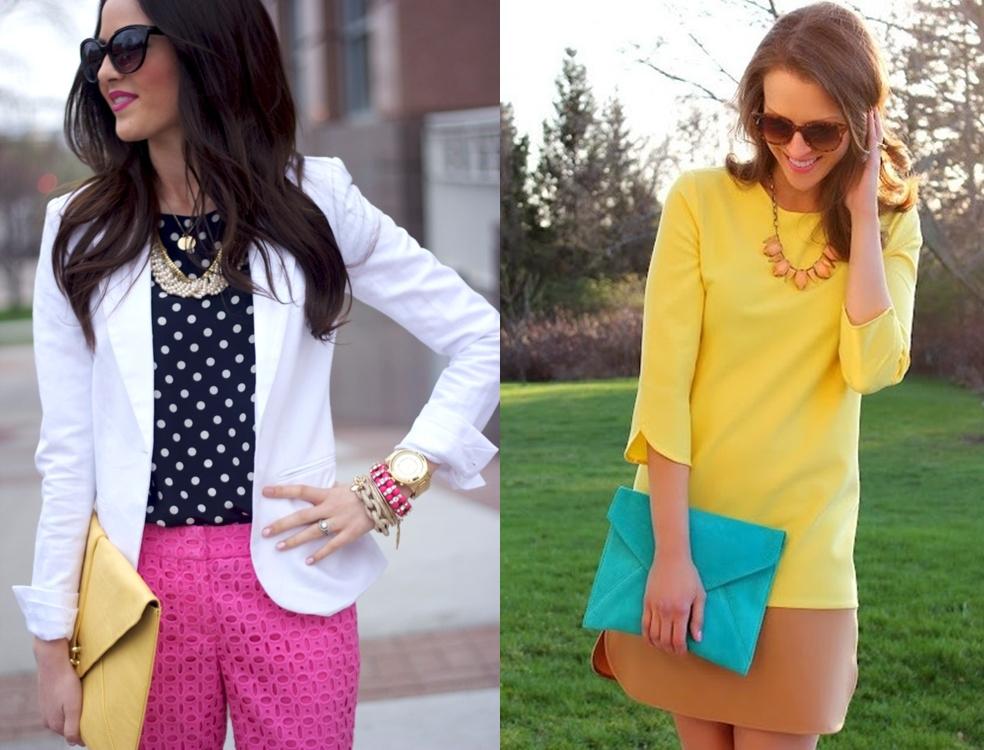 truque das 3 cores dica de moda