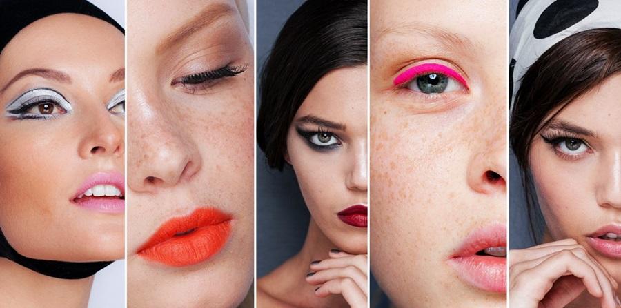 Tendência de Maquiagem Quais makes irão bombar no verão 2014 e por quê 2