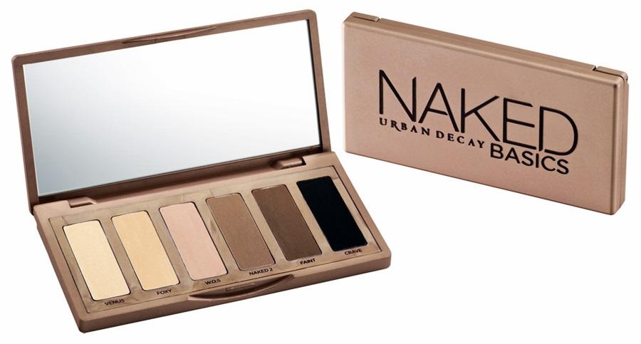 tentencias maquiagem 2014 naked basics