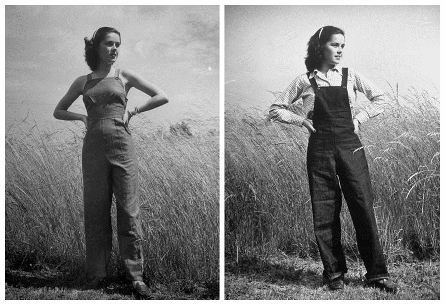 tendência verão 2014 macacão feminino vintage