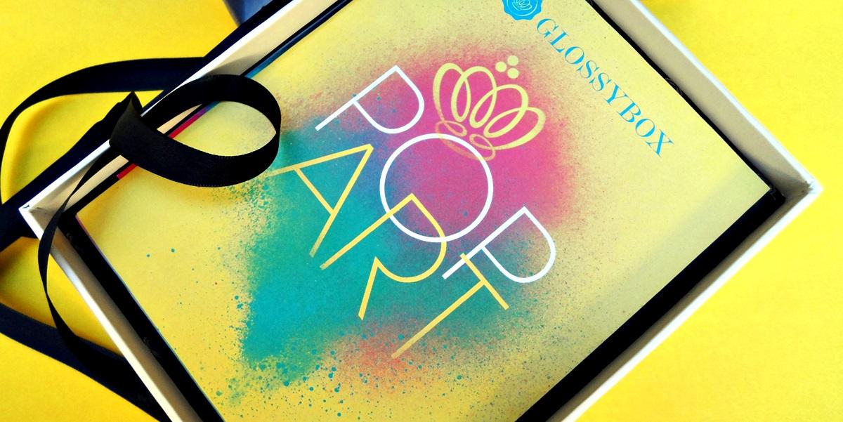 glossybox pop art premium