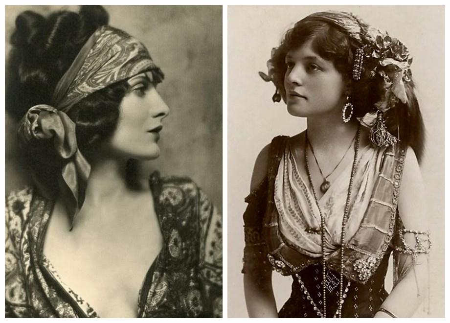 Alerta de tendência Estilo Gypsy – o Cigano contemporâneo história da moda