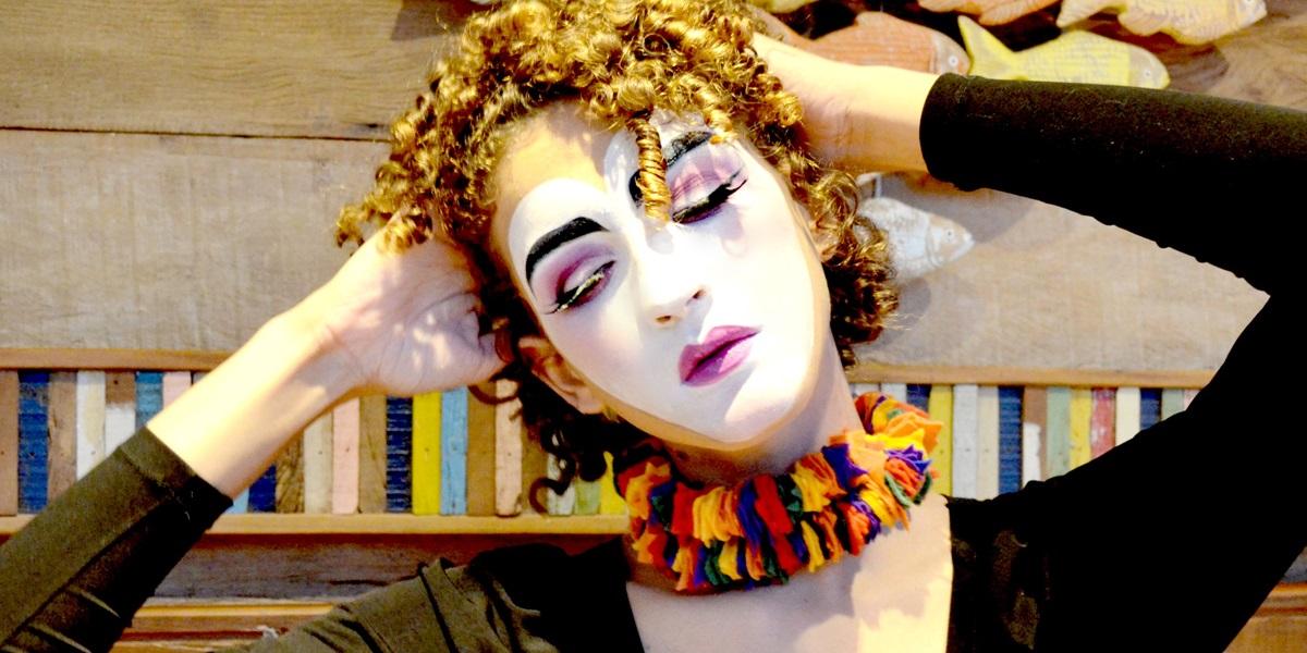 Como fazer maquiagem artística passo a passo curso de automaquiagem