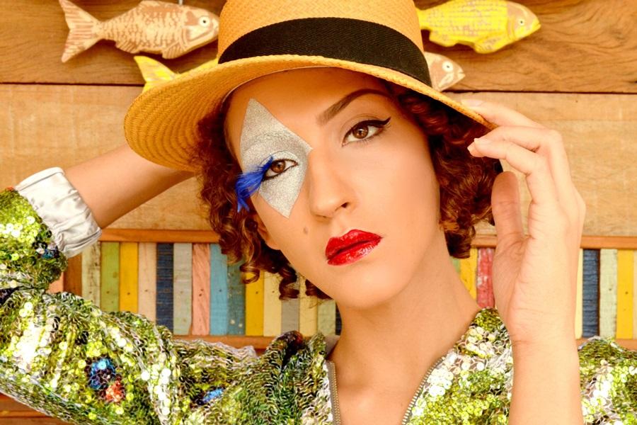 Maquiagem Artistica Passo a Passo Passo Maquiagem Art Stica