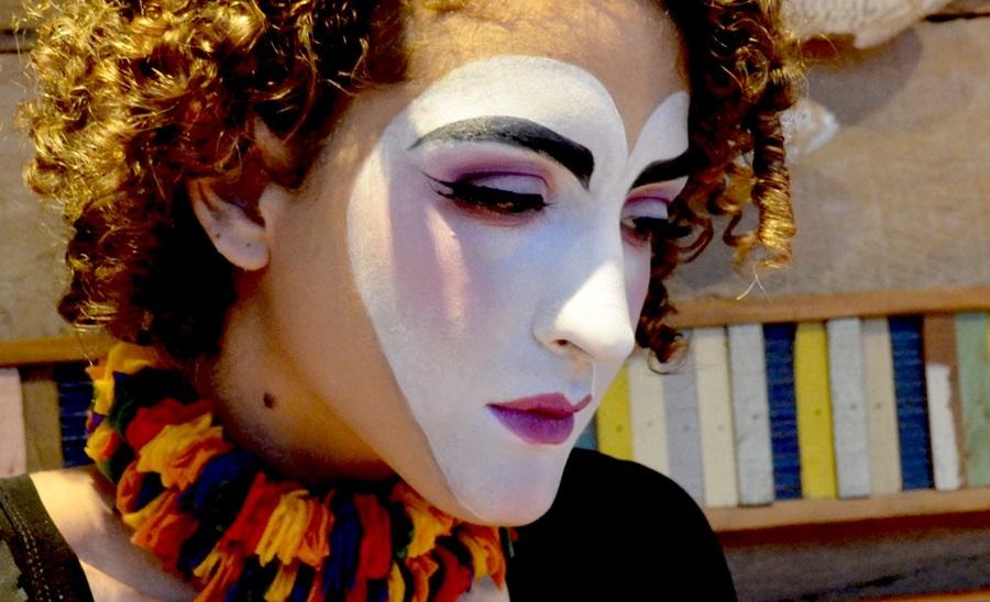 Maquiagem Artistica Passo a Passo Maquiagem Art Stica em si