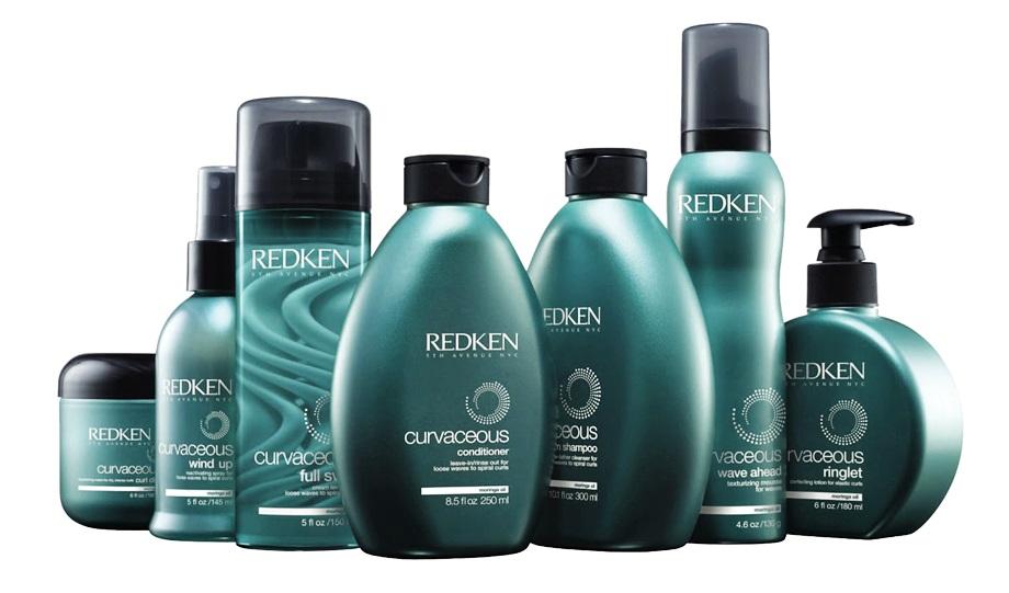 Melhores shampoo e condicionador para cabelos cacheados linha completa Redken Curvaceous