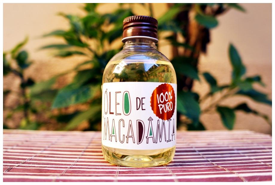 Óleo de Macadâmia 100% Puro Empório Body Store – Benefícios, resenha e receitas para cabelos e corpo