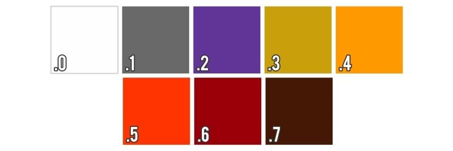 O Guia do Cabelo Ruivo - colorimetria básica reflexos
