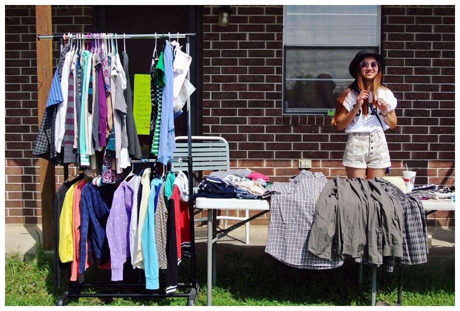 706bb229b4b como organizar o guarda roupas e como ganhar dinheiro com roupas e  acessórios usados
