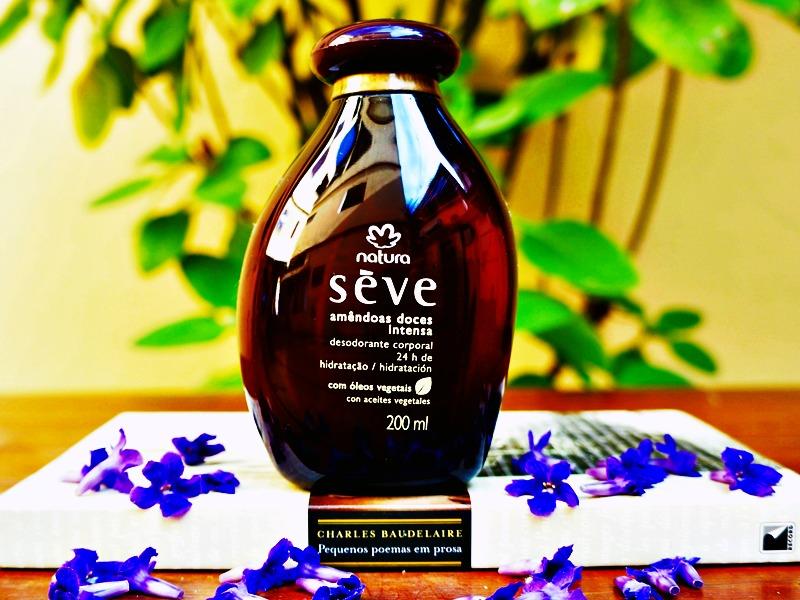 melhores óleos corporais Óleo Sève de Amêndoas Doces Intensa da Natura