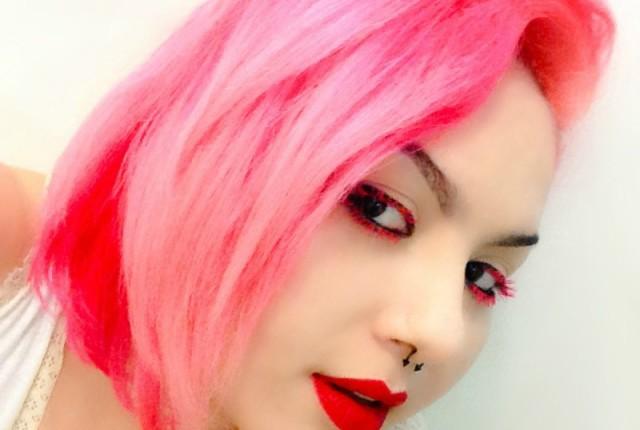 Como pintar o cabelo de rosa claro Passo a passo e dicas DESTAQUE