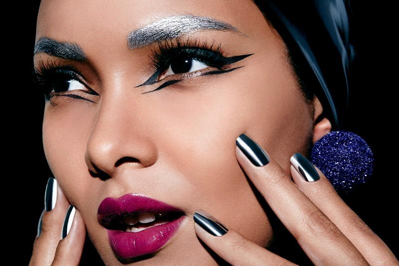 Make B. Universe Collection de O Boticário maquiagem 2015 tendência prata