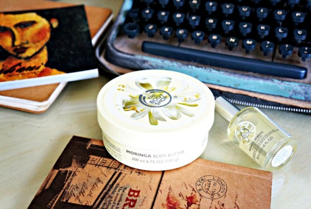 Moringa Body Butter The Body Shop RESENHA