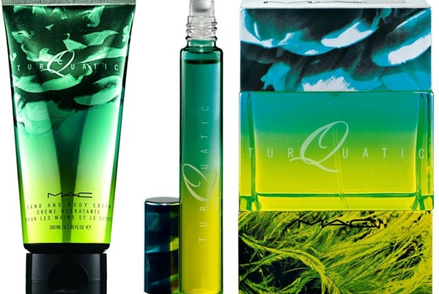 MAC Turquatic Hand and Body Cream e perfumes novos preços