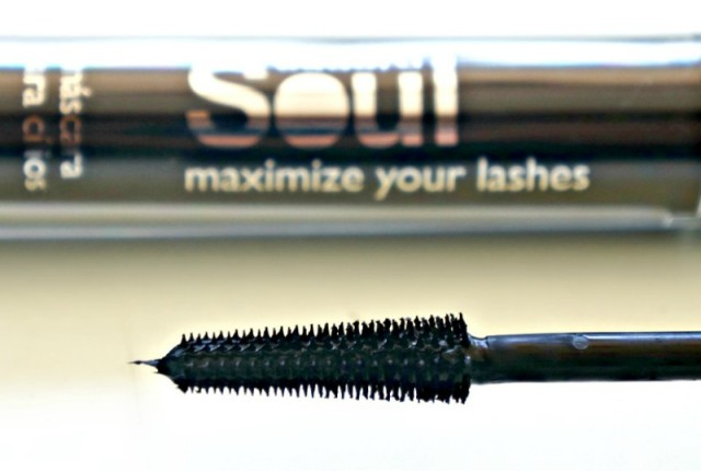 Máscara de Cílios Eudora Soul Turbo 5.0 Maximize Your Lashes