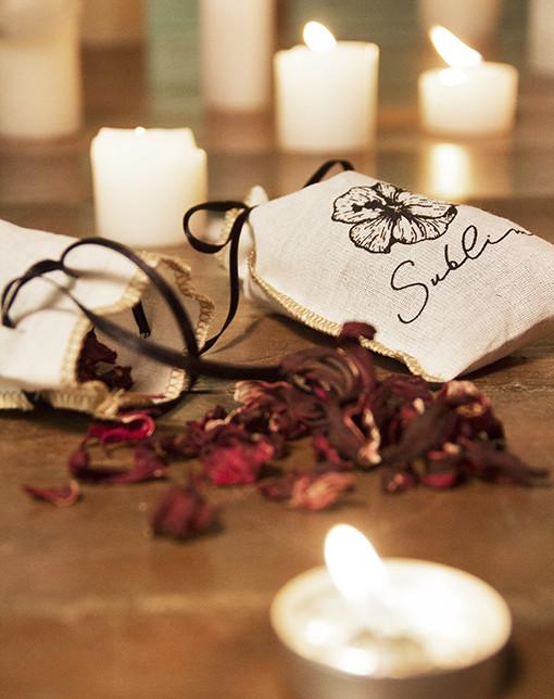 Ritual Chega Mais Ritual Box Sublime Rituais de Bem Estar hibisco