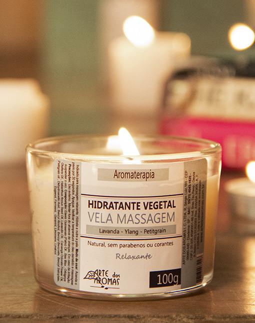 Ritual Chega Mais Ritual Box Sublime Rituais de Bem Estar vela de massagem