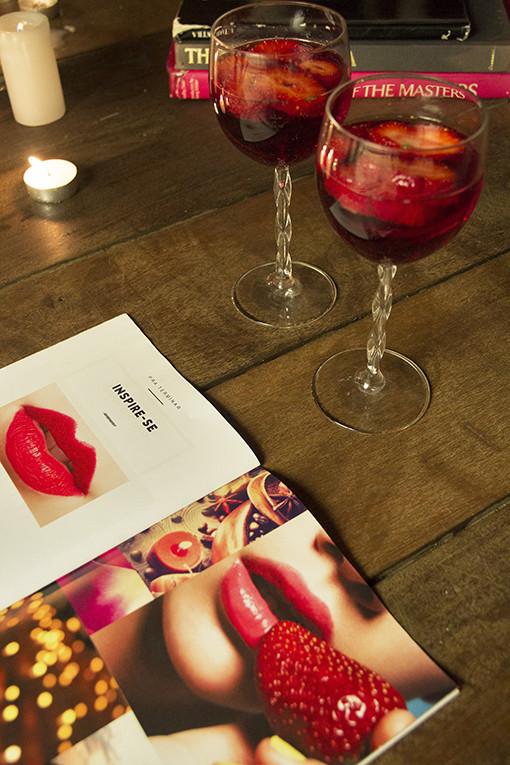 Ritual Chega Mais Ritual Box Sublime Rituais de Bem Estar vinho