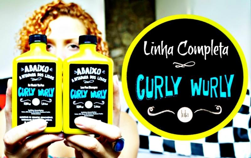 Nova Curly Wurly Lola Cosmetics resenha vídeo