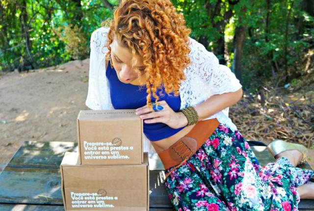Ritual Box Acorda, Bonita! - Cosméticos naturais e veganos para cabelos