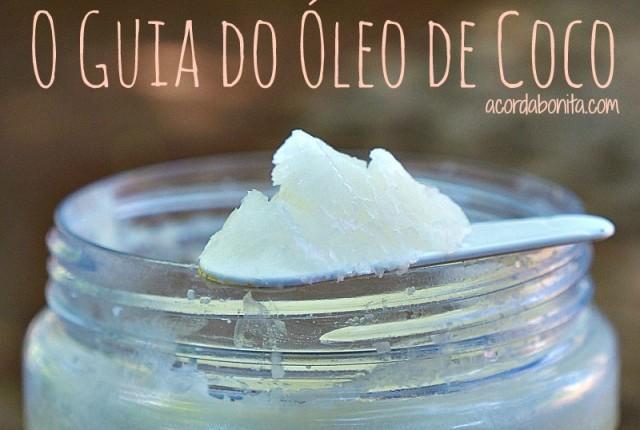 O Guia do óleo de coco como usar