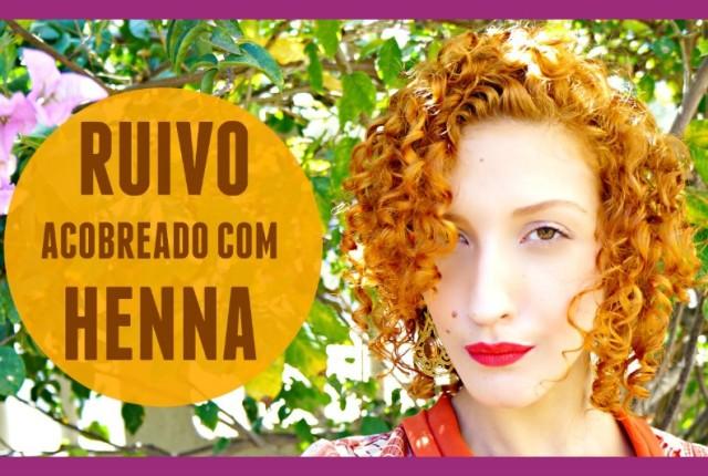 Henna para iniciantes como pintar o cabelo com henna