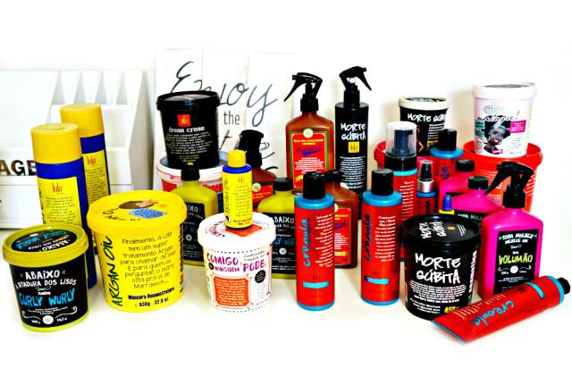 Kit SOS No e Low Poo Como tratar Cabelos Danificados com Lola Cosmetics