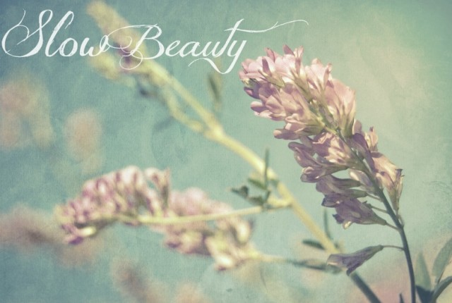 Saiba o que é o Slow beauty