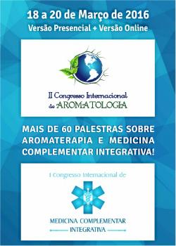 Congresso de Aromatologia