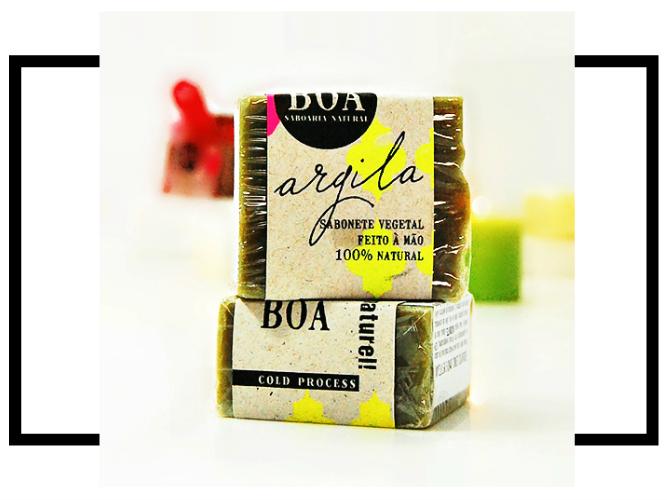 Beleza Nécessaire Minimalista como montar Sabonete vegetal Saboaria BOA