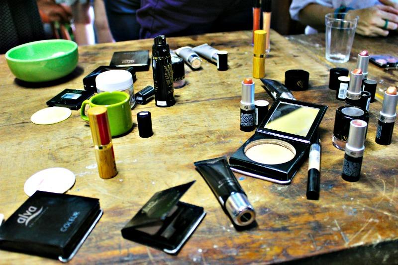 Workshop de Slow Beauty – Cosméticos Naturais e Consumo Consciente maquiagem