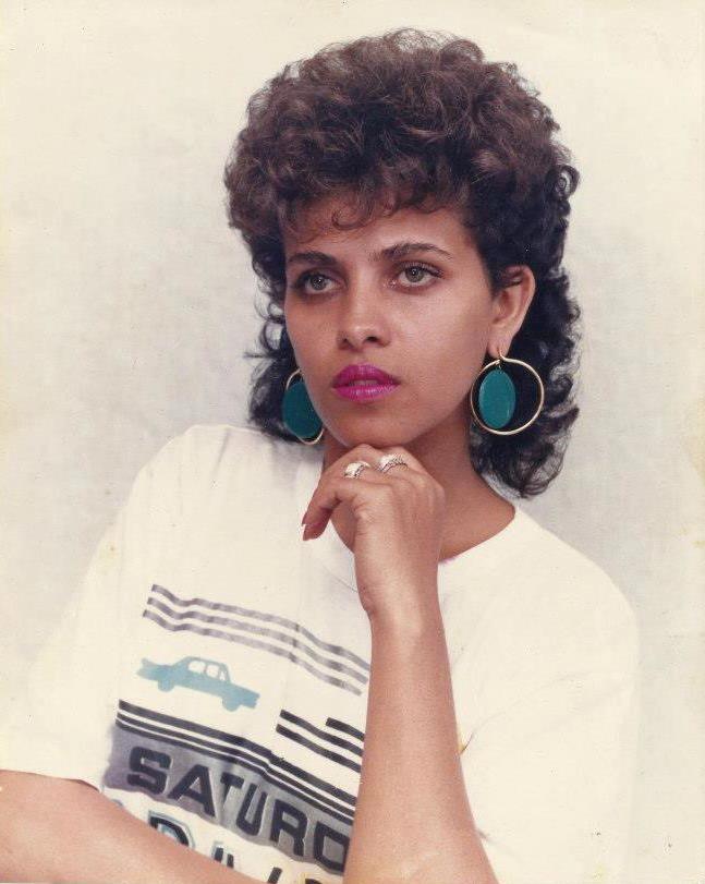 Slow Fashion anos 80 mãe