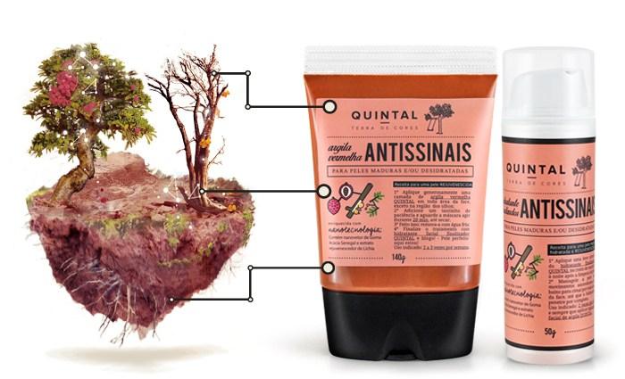 tratamento facial antissinais quintal terra de cores