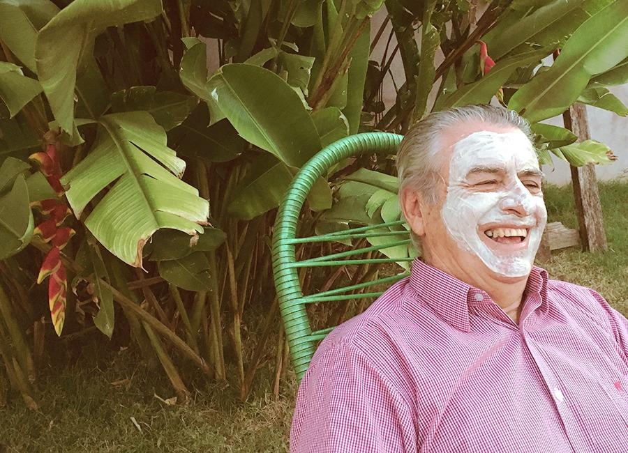 tratamento facial quintal terra de cores RESENHA