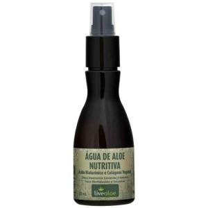 Água de Aloe Nutritiva Livealoe com Ácido Hialurônico e Colágeno Vegetal