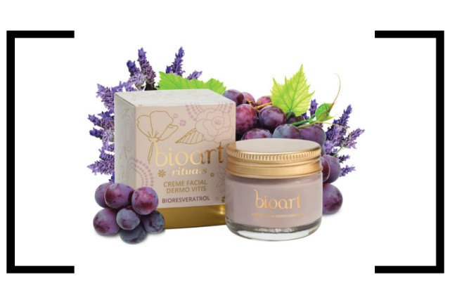 Creme Facial Bioresveratrol Bioart peles maduras e ressecadas resenha