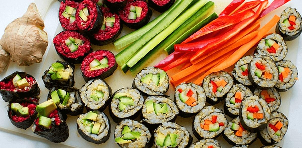 Os Melhores Alimentos para uma Pele Saudável  SUSHI